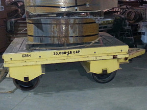 Used Die Carts For Sale