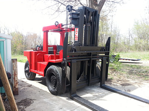 22,000lb Taylor Forklift For Sale (counter weighted for 30,000lbs)