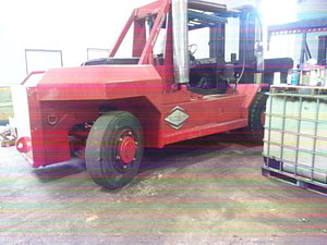 80,000lb Bristol Forklift with Boom For Sale - Rigger Special