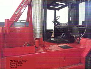 Bristol 80000lb Forklift 2