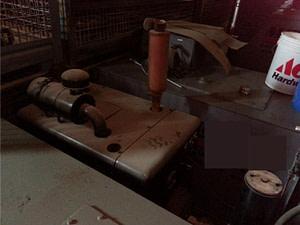 800 Ton Lift Systems 48A Hydraulic Gantry Crane 7