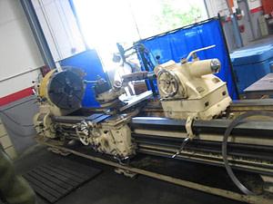 Axelson Engine Lathe 1