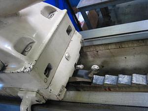 Axelson Engine Lathe 8