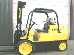 15,000lb Hyster For Sale
