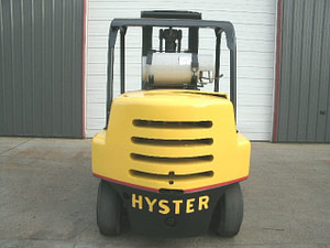15,000lb Hyster Forklift For Sale