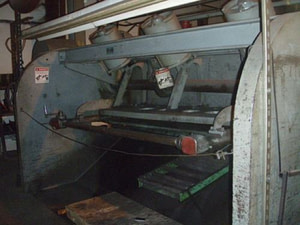 Cincinnati Mechanical Shear