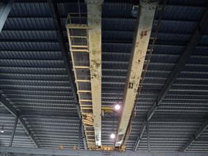 10 Ton P&H Overhead Bridge Cranes For Sale 4