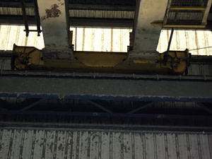 10 Ton P&H Overhead Bridge Cranes For Sale 6