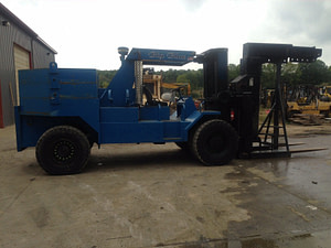 80,000lbs. HMS Riggers Forklift For Sale