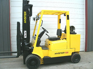 Hyster 12000lb Forklift For Sale