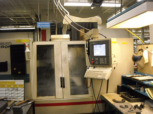Cincinnati Arrow 750 Machining Center (4)