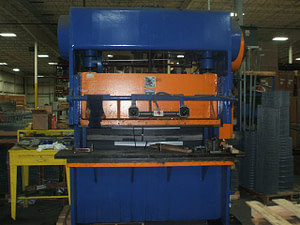 #260 Verson Press For Sale 60 Tons