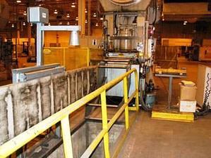 10,000lb. Capacity CWP Straightener Servo Feedline For Sale (3)