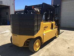 40,000lb. to 60,000lb. Capacity Royal Forklift For Sale (2)