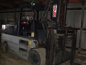 TCH300 30000lb 40000lb Taylor Forklift For Sale