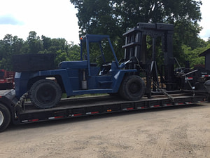 30,000lb. Capacity Clark Forklift For Sale (1)