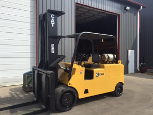 30,000lb. Capacity Caterpillar CAT Forklift For Sale