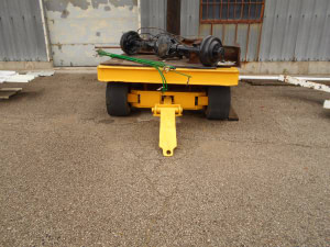 60,000lb. Capacity Herr Voss Die Cart For Sale