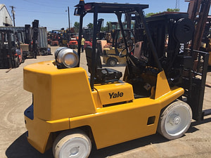 15,500lb. Capacity Yale Forklift For Sale 7.75 Ton