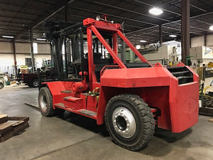 36,000lb. Capacity Taylor Forklift For Sale 18 Ton