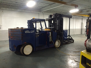 40,000lb. to 60,000lb. Capacity Electric Versa Lift For Sale 40/60