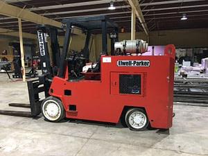 30,000lb. Capacity Elwell Parker Forklift For Sale 15 Ton