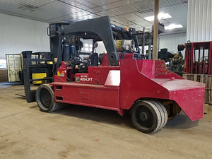 80,000lb to 100,000lb Royal Rig-Lift Forklift For Sale 40 Ton