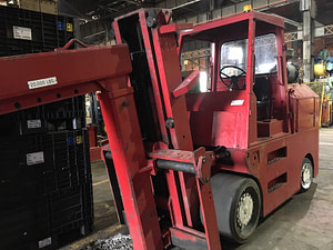 20,000 lb. Capacity Taylor Forklift For Sale 10 Ton