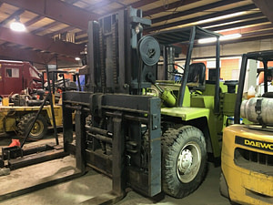 30,000 lb. Capacity Clark Forklift For Sale 15 Ton