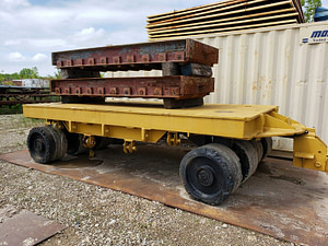 100 Ton Capacity Die Cart