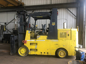 32,000 lb Capacity Hoist Forklift For Sale 16 Ton