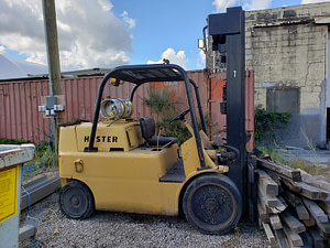 15,000lb Hyster S150 Forklift For Sale