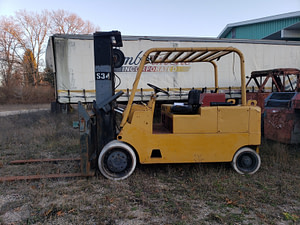 18,500 lb Cat Forklift For Sale