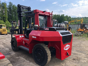 25,000 lbs Capacity Taylor Air Tire Forklift For Sale