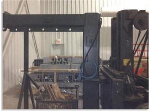 Taylor 30000lb forklift fork truck pic 9