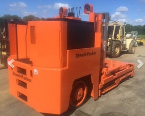 60000lb Elwell Parker Die Handler For Sale or Rent