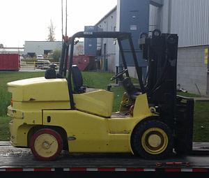 18,000lb. Hoist T180 Forklift For Sale (3)