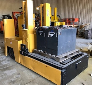 40000lb Erickson Die Handler For Sale