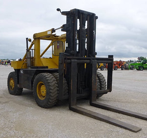 52,000 lb. Capacity Taylor Forklift For Sale 25+ Ton