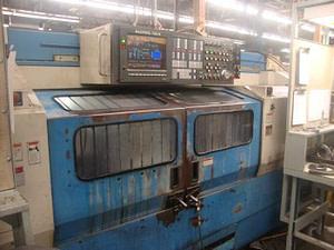 Mazak Model Multiplex 630 Lathe