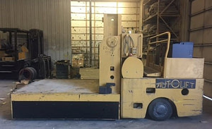 120000lb Autolift Die Handler For Sale