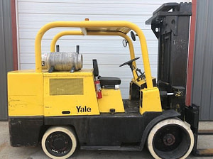 15000lb Yale Forklift For Sale 7.5 Ton