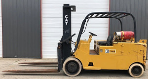 30000lb CAT T300 Forklift For Sale 15 Ton