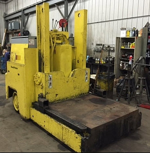 30,000lb Elwell Parker Die Handler For Sale or Rent