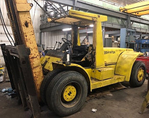 30000lb Hyster H300 Forklift For Sale 15 Ton