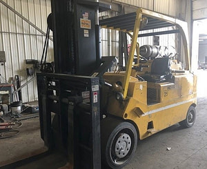 30000lb Royal T300 Forklift For Sale 15 Ton