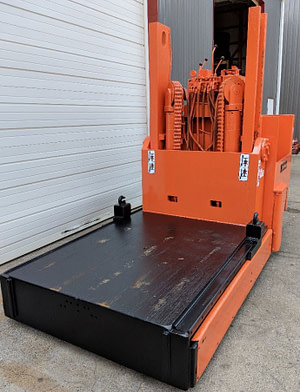 40000lb Elwell Parker Die Handler For Sale