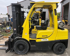 6000lb Hyster Forklift For Sale 3 Ton