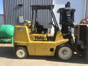 15000lb S150 Hyster Yale Forklift For Sale