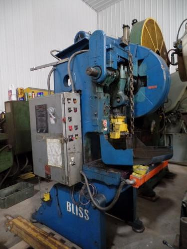 Bliss C35 Press For Sale